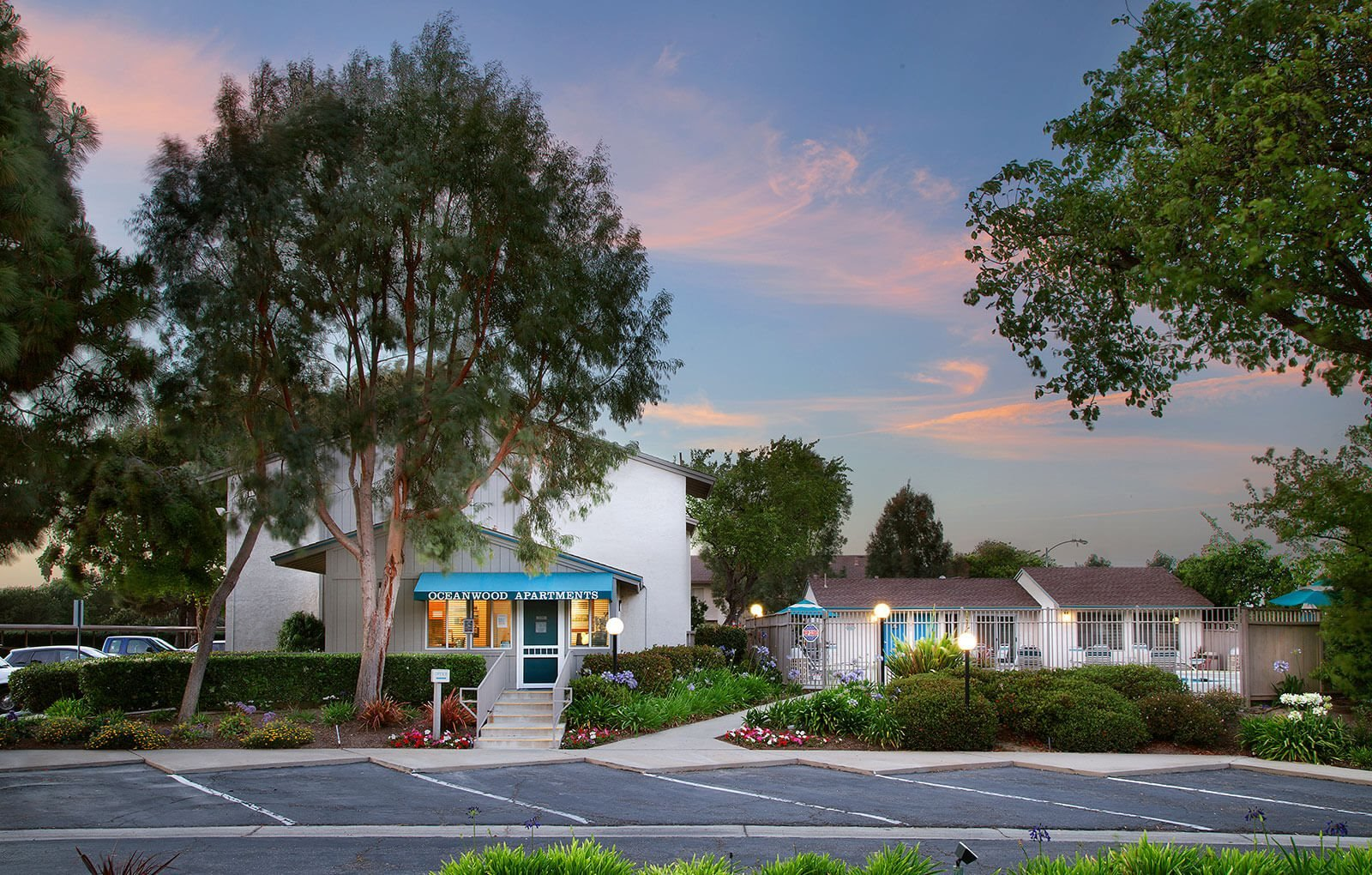 Non-smoking Community, at  Oceanwood Apartments, Lompoc, 93436