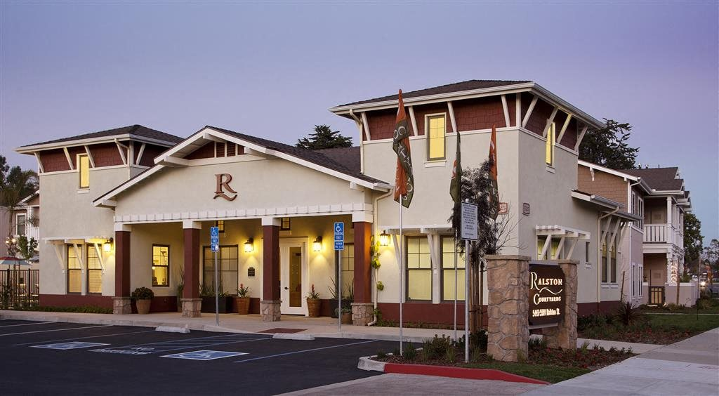 Best Senior Living Community, at Ralston Courtyard Apartments, California, 93003