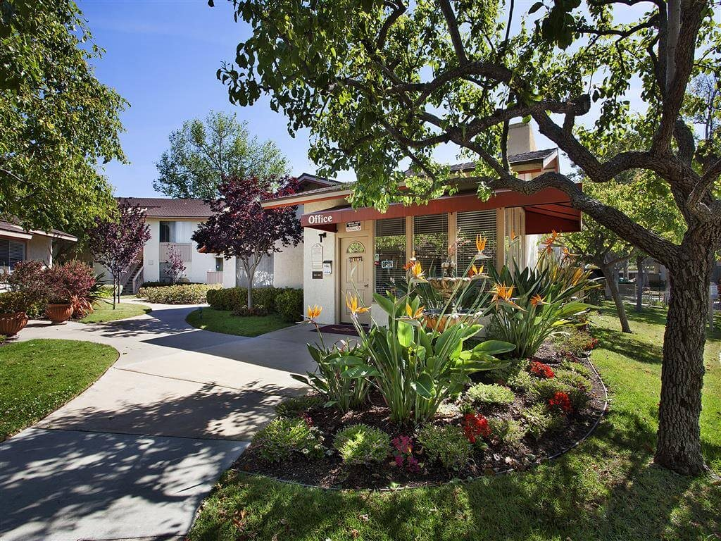 Gardens With Courtyard, at Shepard Place, Carpinteria, 93013