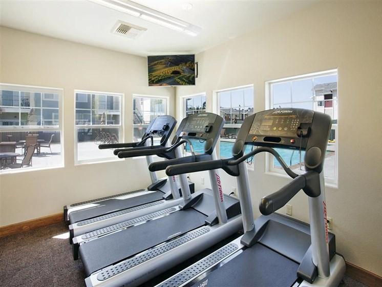 High Endurance Fitness Center, at Siena Apartments, Santa Maria, 93458