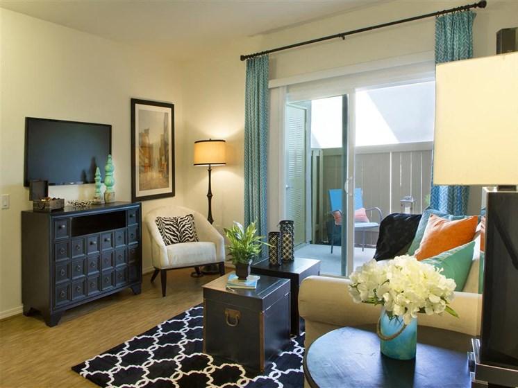 Plenty of Natural Light, at Siena Apartments, California, 93458