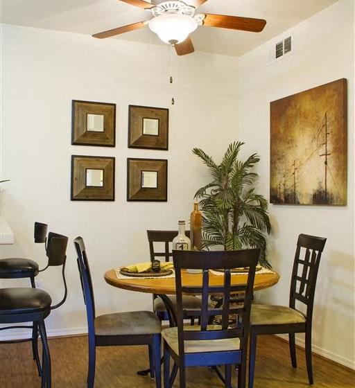 Dining Area, at Siena Apartments, Santa Maria, CA