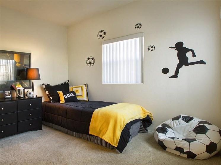 Kids Bedroom, at Siena Apartments, Santa Maria, 93458