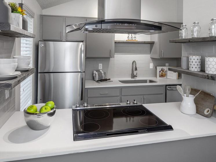 Larkspur West Linn Renovated Kitchen