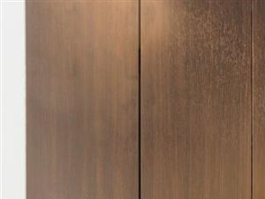 Espresso and Two-Tone Walnut Cabinetry