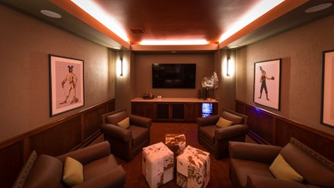 movie theater room