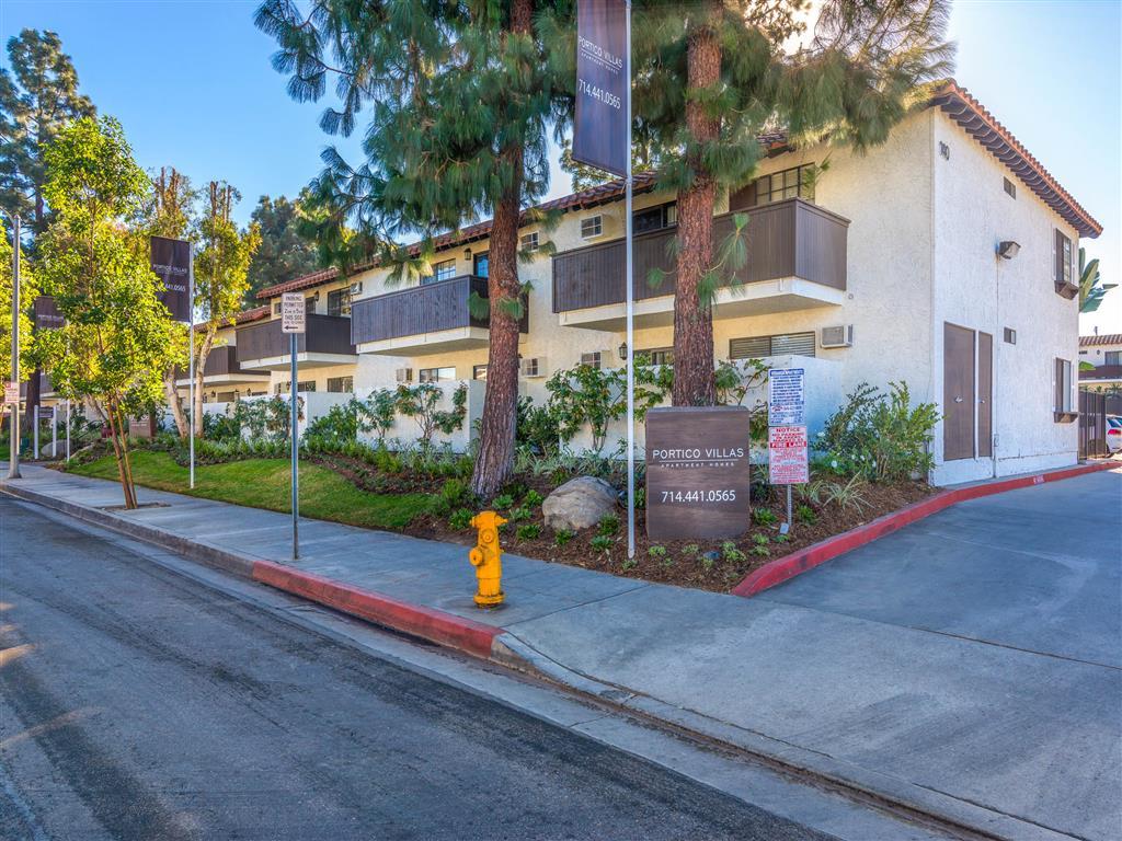 Studio Apartment in Fullerton CA