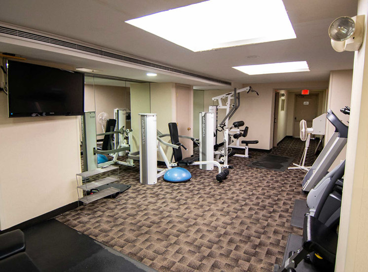 2112 New Hampshire Ave Apartments Fitness Center 01