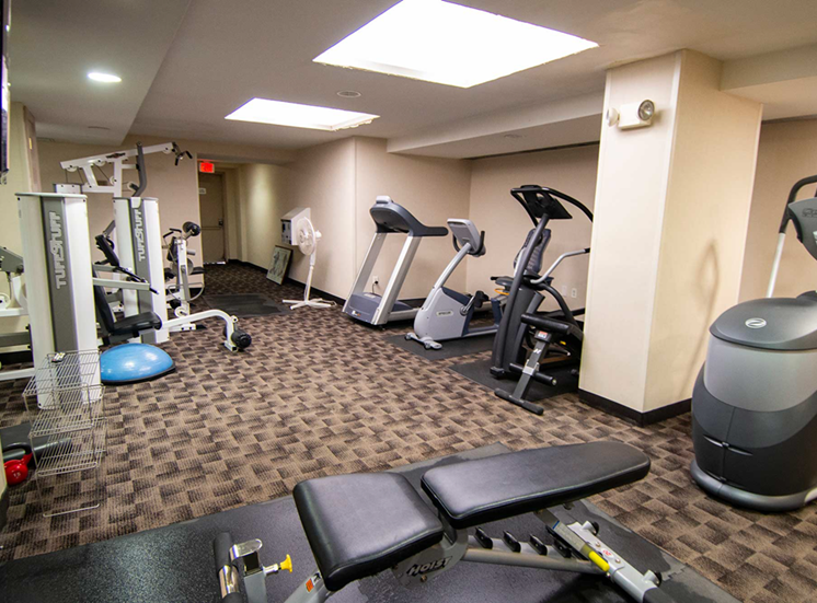 2112 New Hampshire Ave Apartments Fitness Center 02