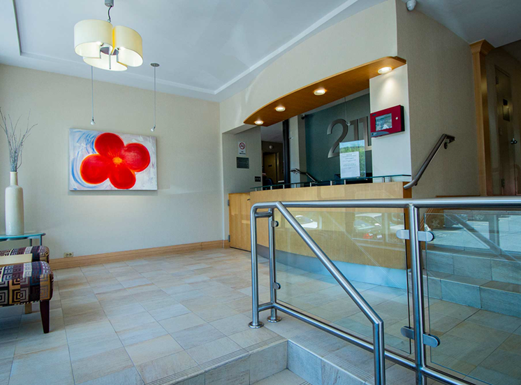 2112 New Hampshire Ave Apartments Lobby 04