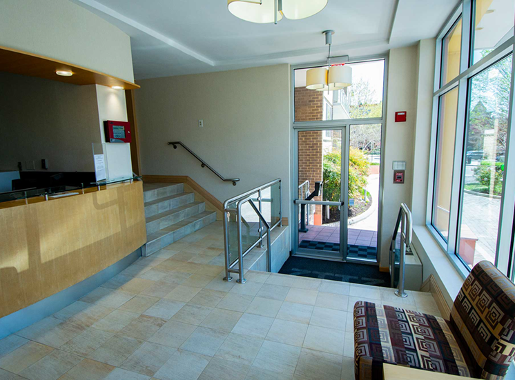 2112 New Hampshire Ave Apartments Lobby 09