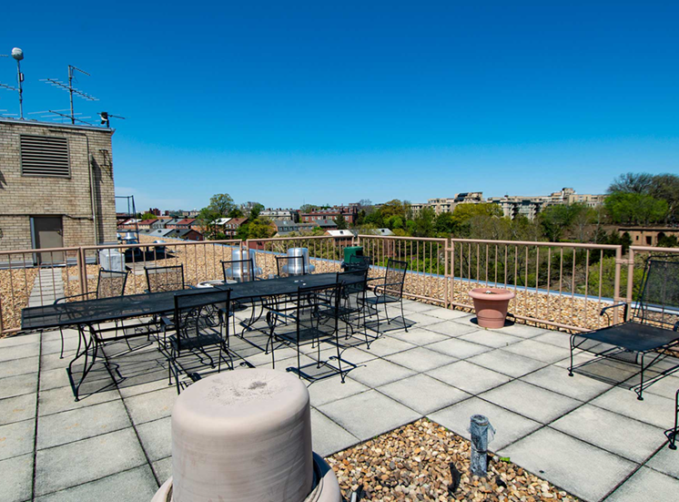 2112 New Hampshire Ave Apartments Rooftop 10