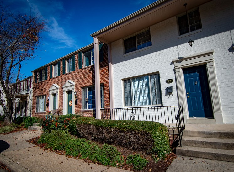 Brookville Townhomes Exterior 14