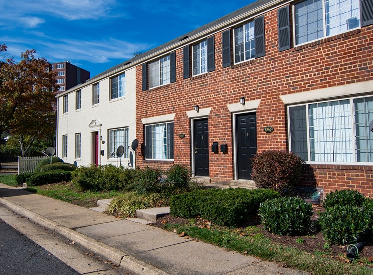 Brookville Townhomes Exterior 20