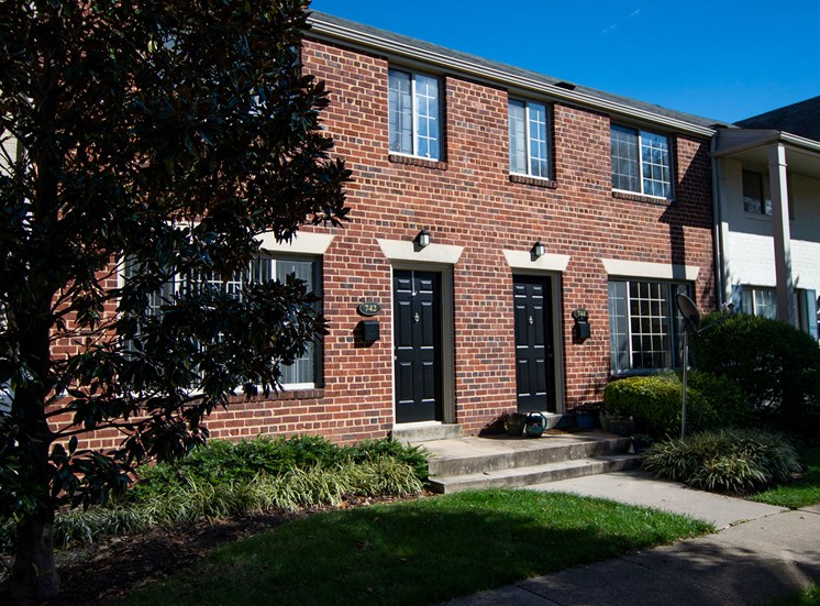 Brookville Townhomes Exterior 47