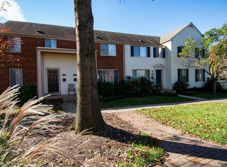 Brookville Townhomes Exterior 51