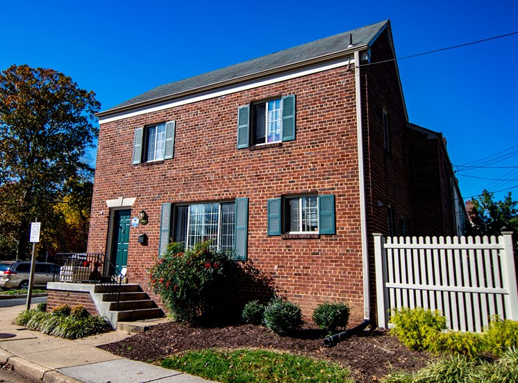 Brookville Townhomes Exterior 60