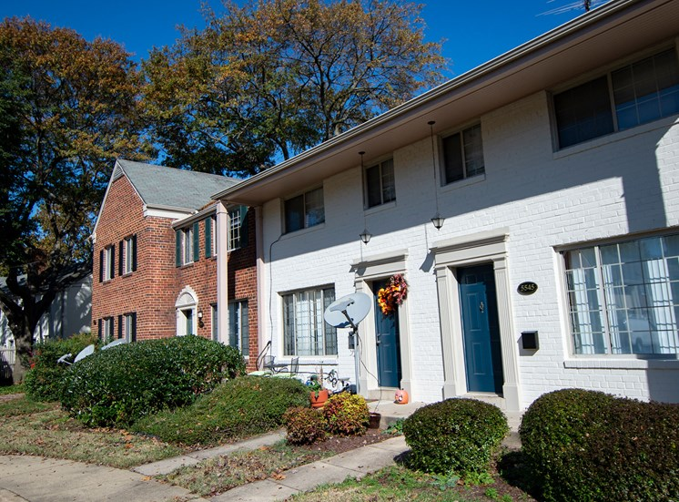 Brookville Townhomes Exterior 66