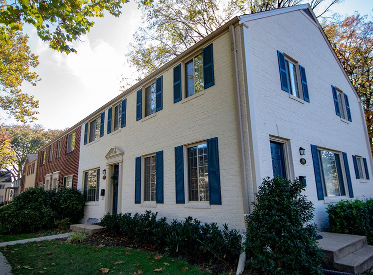 Brookville Townhomes Exterior 78