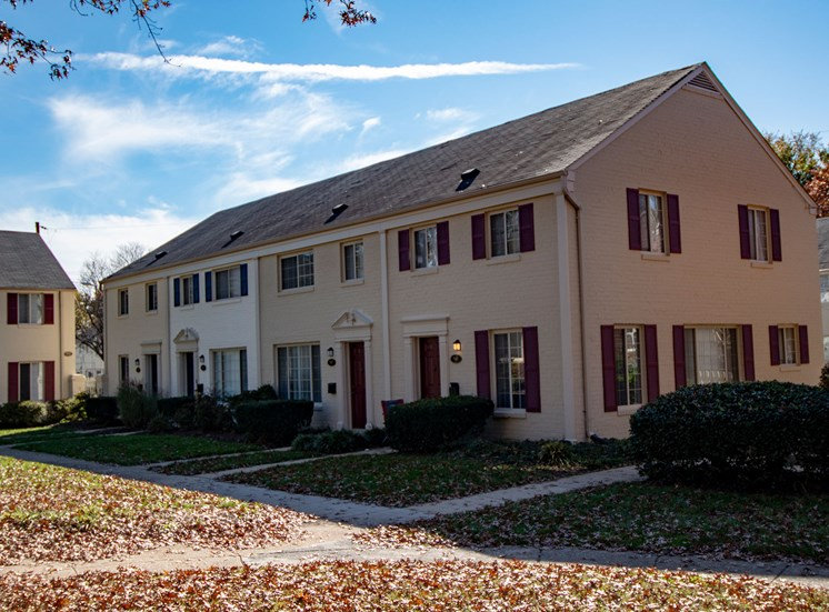 Brookville Townhomes Exterior 87