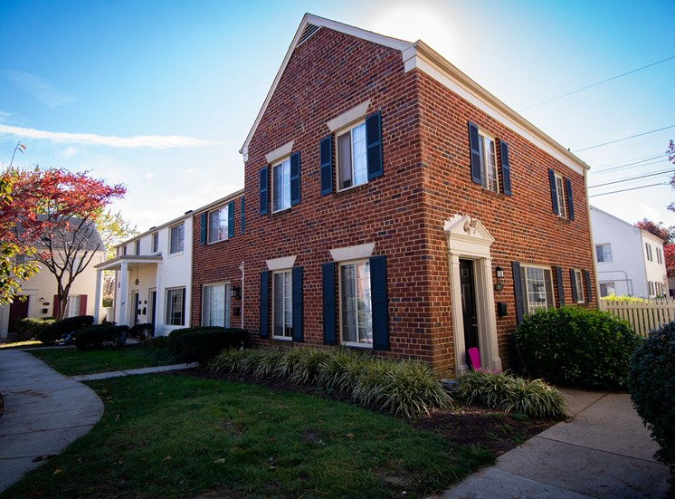 Brookville Townhomes Exterior 89