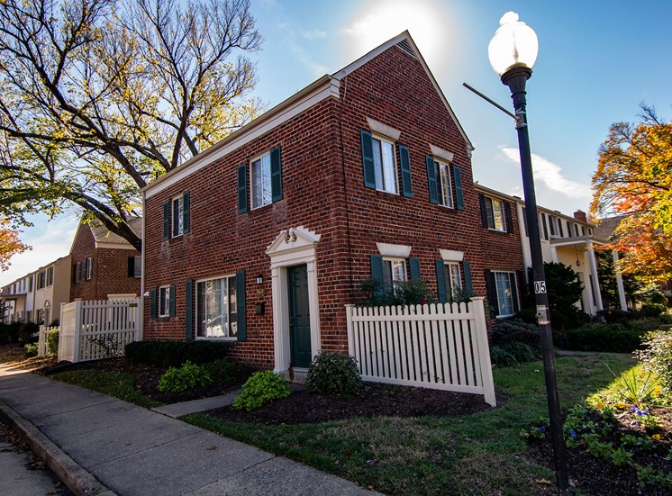 Brookville Townhomes Exterior 96