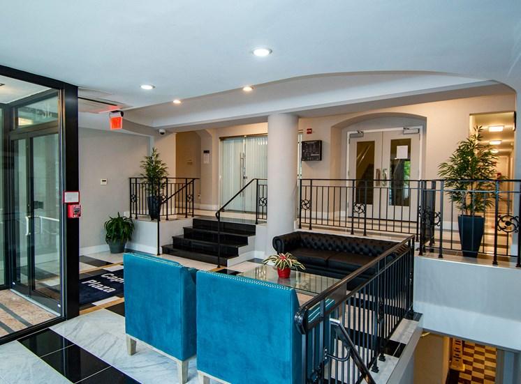 Capital Plaza Apartments Front Lobby 05