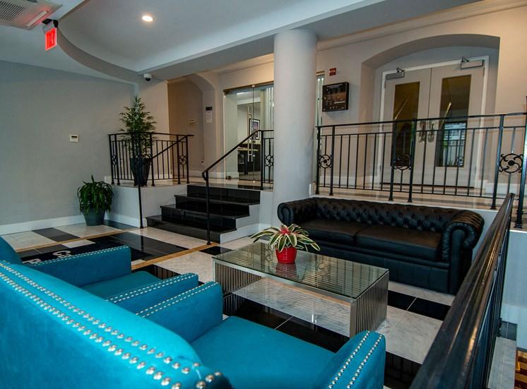 Capital Plaza Apartments Front Lobby 06
