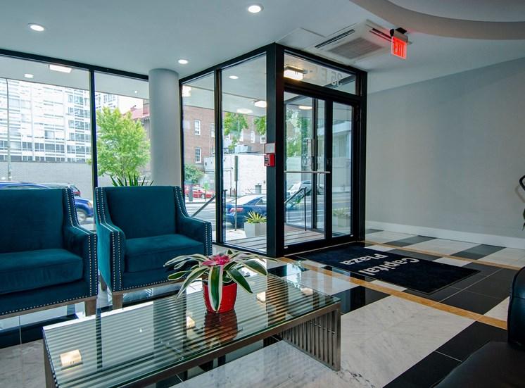 Capital Plaza Apartments Front Lobby 09