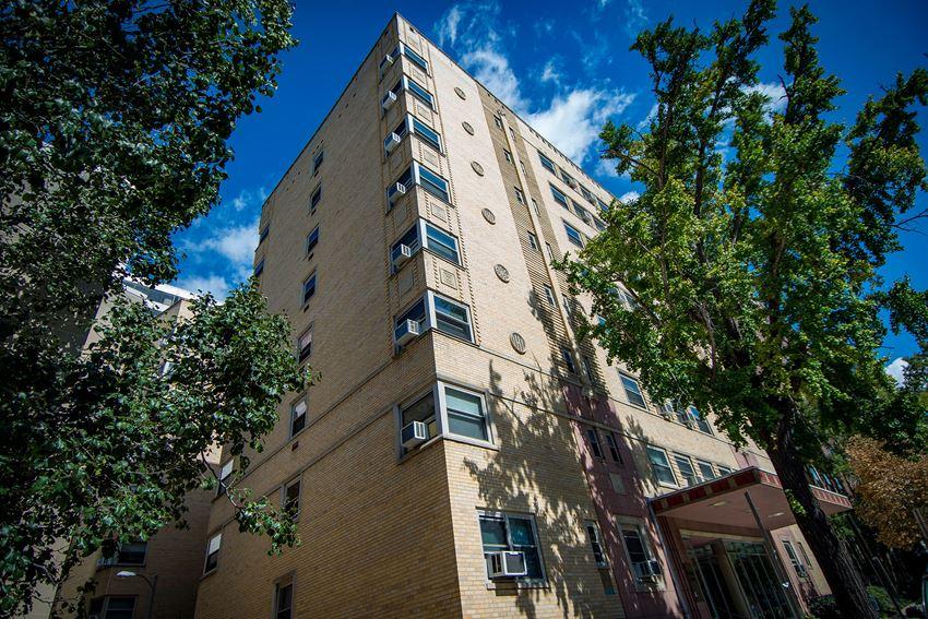 Capital Plaza Apartments Building Exterior 04