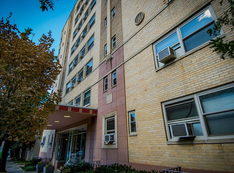 Capital Plaza Apartments Building Exterior 06