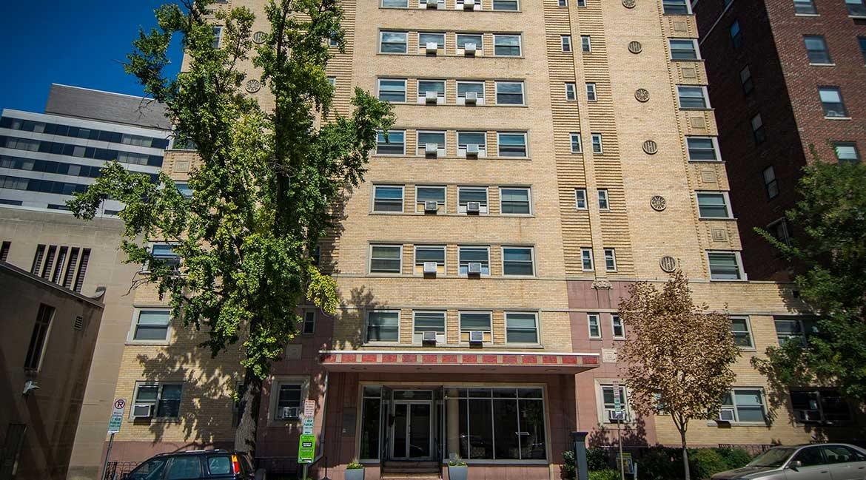 Capital Plaza Apartments Building