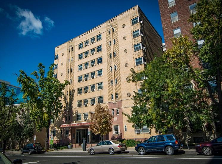 Capital Plaza Apartments Building Exterior 12
