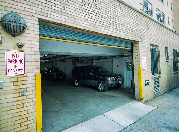 Capital Plaza Apartments Parking Garage 01