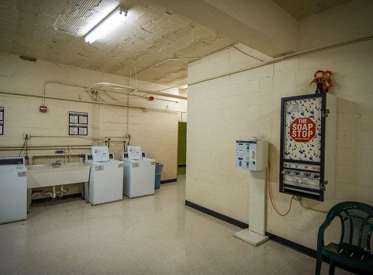 Capital Plaza Apartments Laundry 1