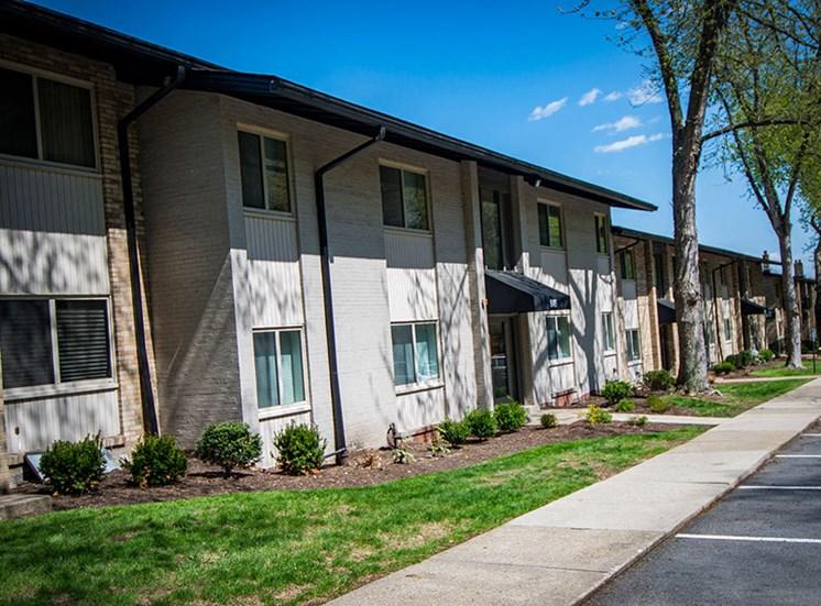 Crane Village Apartments Building Controlled Entrance