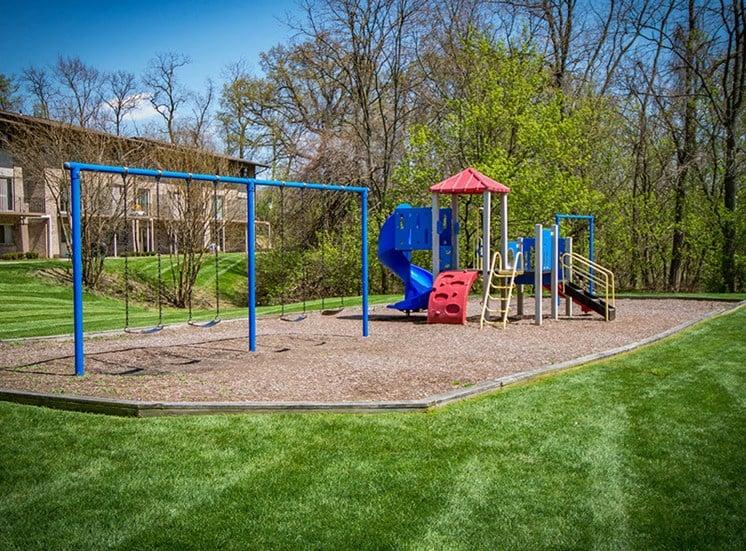 Crane Village Apartments Playground 2