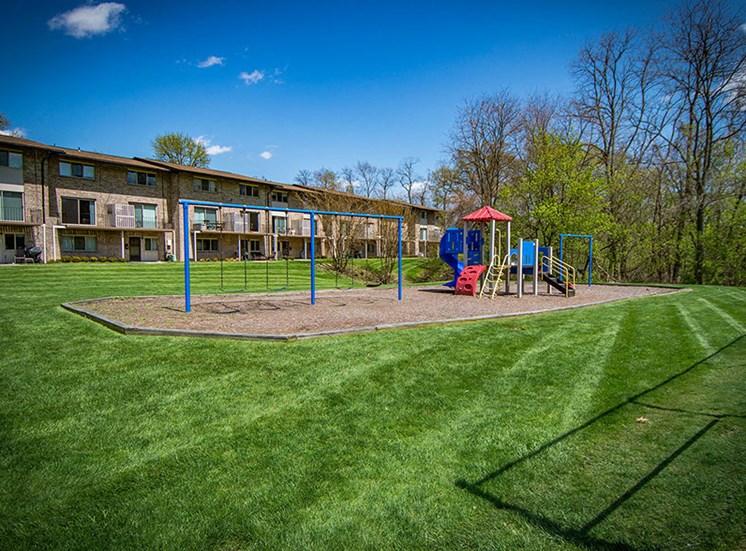 Crane Village Apartments Playground 1