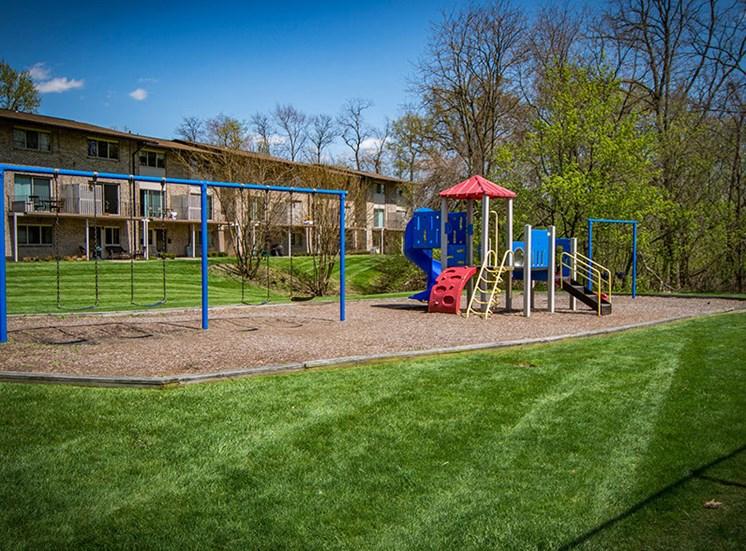 Crane Village Apartments Playground