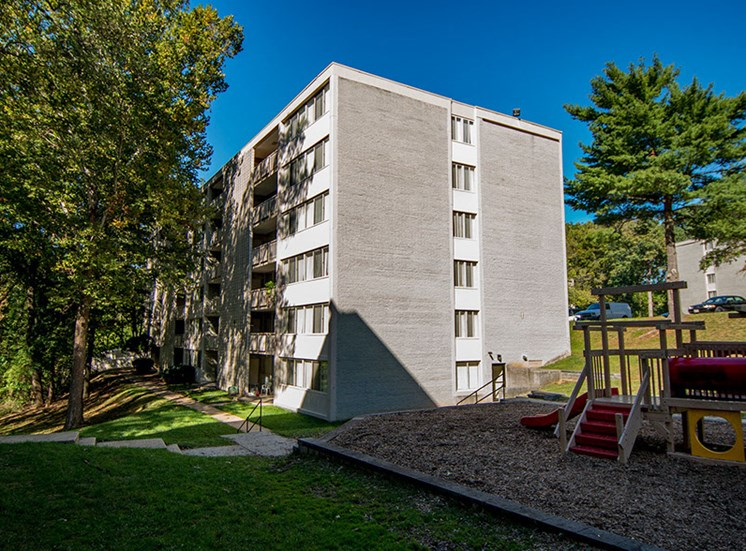 Heritage Park Apartments Building 22