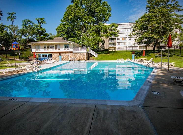 Heritage Park Apartments Pool 6