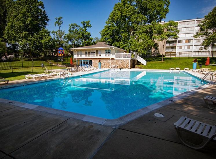 Heritage Park Apartments Pool 7