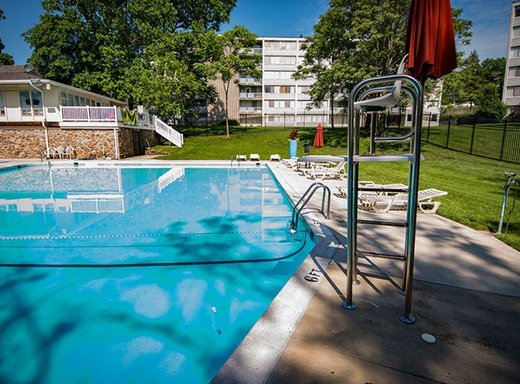 Heritage Park Apartments Pool 9