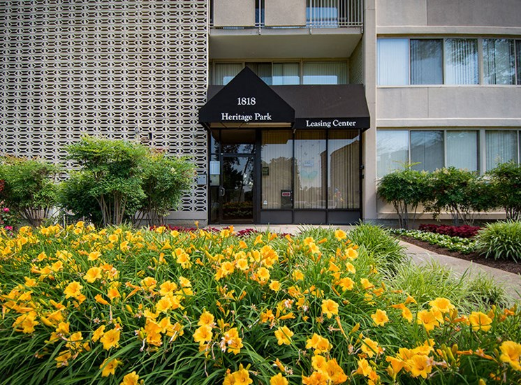 Heritage Park Apartments Leasing Access