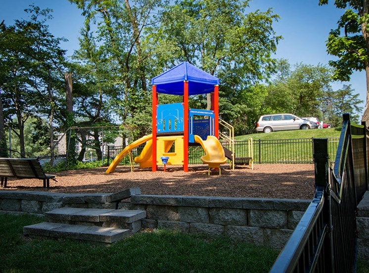 Heritage Park Apartments Playground 1 A