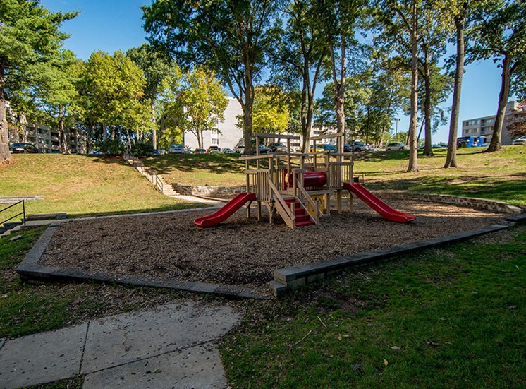 Heritage Park Apartments Playground 2 C