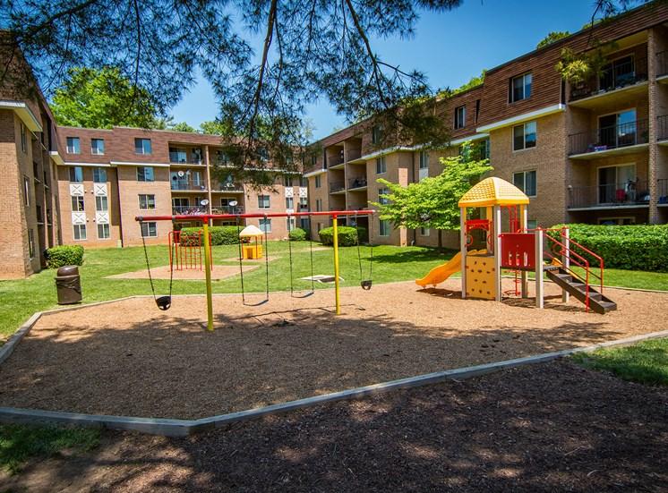 Oakton Park Apartments Playground 24