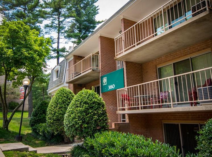 Spring Ridge Apartments Building Exterior 15