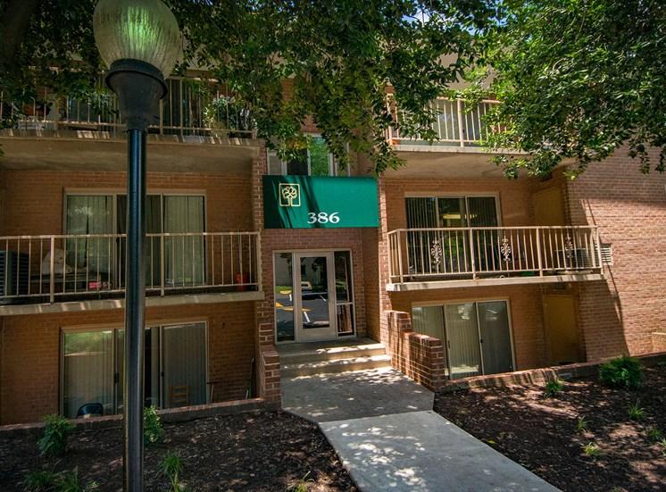 Spring Ridge Apartments Building Exterior 19