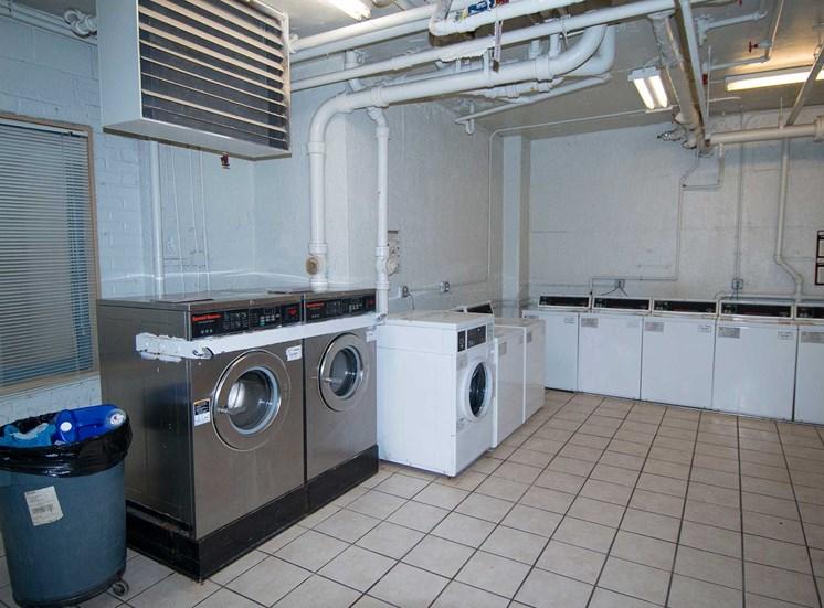 Steward Tower Apartments Laundry Facility 4